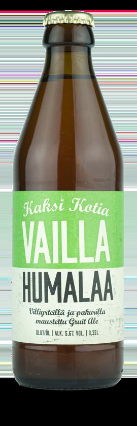 Kaksi Kotia Vailla Humalaa gruit olut beer