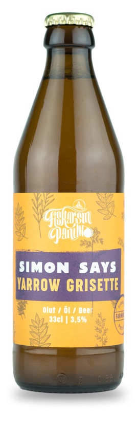 Simon Says yarrow grisette saison siankärsämönkukka